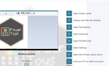 Les premiers PowerToys pour Windows 10 de Microsoft maintenant disponibles