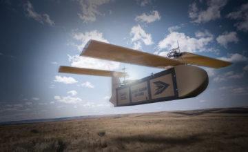 Silent Arrow : un drone planeur massif pour l'armée