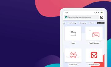 Vivaldi publie une version Android de son navigateur
