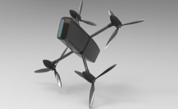 Palmer Luckey fabrique des drones d'attaque !