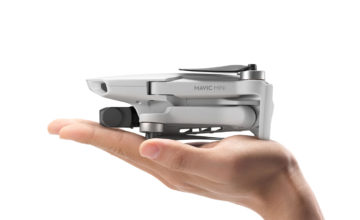 DJI officialise le Mavic Mini, un nouveau drone miniature