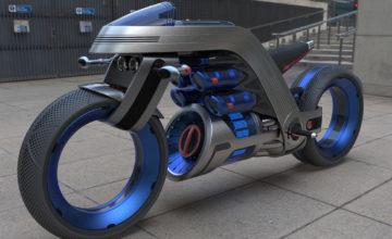 Ce concept bike inspiré par Dyson est épatant !