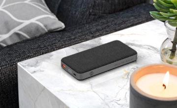 Cette batterie externe de 10 000 mAh prétend pouvoir recharger en seulement 19 minutes