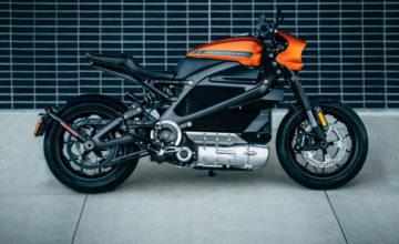 LiveWire : la production de la première moto électrique Harley-Davidson reprend