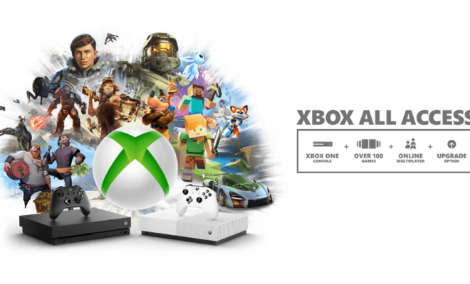 Microsoft relance le Xbox All Access ... mais pas en France