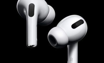 Apple annonce les AirPods Pro avec réduction de bruit