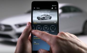 Un bug dans l'application Mercedes-Benz a révélé les données des propriétaires de voitures à d'autres utilisateurs