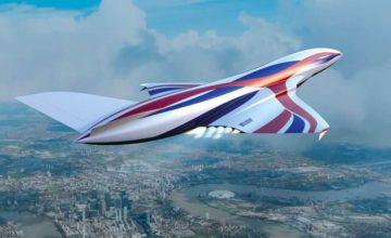 """Les agences spatiales britannique et australienne développent un """"avion spatial"""" hypersonique"""