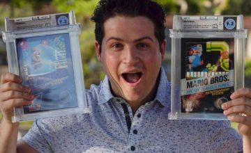 40 jeux rétro Nintendo ont été récemment achetés pour 1 million de dollars
