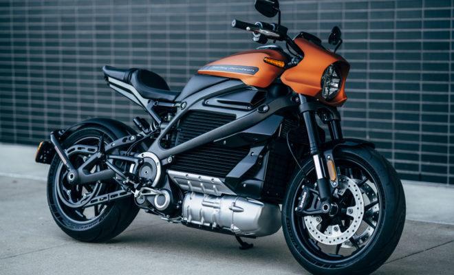Harley-Davidson suspend la production de sa toute première moto électrique