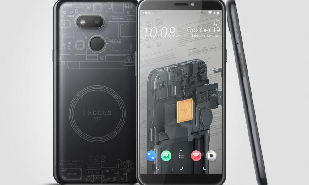 Exodus 1s : HTC lance un téléphone d'entrée de gamme dédié à la blockchain