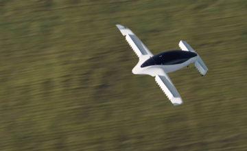 Le taxi-volant de la société Lilium passe avec succès ses premiers tests en vol