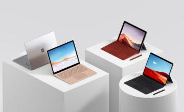 Tout ce que Microsoft a révélé lors de son événement Surface 2019