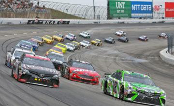 NASCAR : Des véhicules hybrides sur les pistes dès 2022 ?