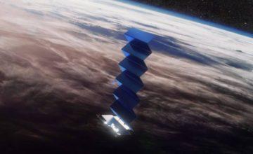 SpaceX souhaite fournir une couverture Internet avec la constellation Starlink dès la mi-2020