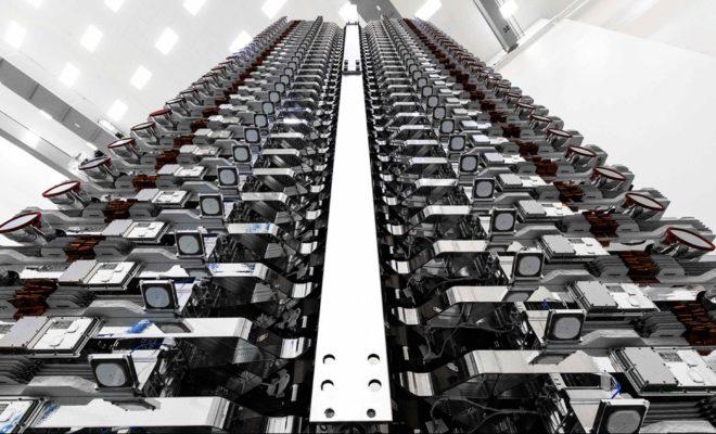 SpaceX demande l'autorisation de lancer 30 000 satellites Starlink supplémentaires