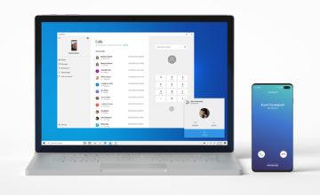 Vous pouvez maintenant recevoir et passer des appels téléphoniques dans Windows 10