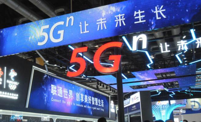 La Chine lance le plus grand réseau 5G au monde