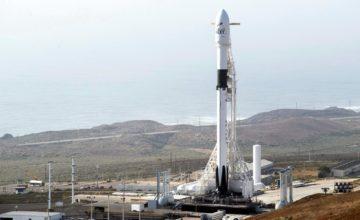 SpaceX a lancé avec succès 60 autres satellites Starlink