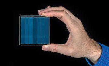 Project Silica : Microsoft a réussi à stocker des données sur une plaque de verre