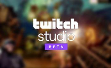 Twitch Studio est maintenant disponible au public en bêta ouverte