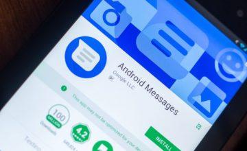 Google apporte le support du RCS à son application Messages aux États-Unis