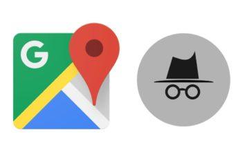 Un mode incognito débarque sur Google Maps sur Android