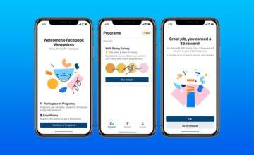 Facebook lance une nouvelle application d'étude de marché après la fermeture de son service controversé de VPN