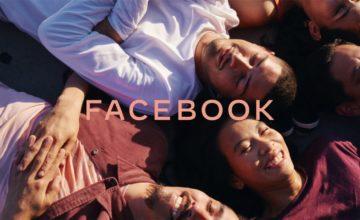 Facebook lance un nouveau logo