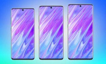 Le Samsung Galaxy S11 aura un écran de 120Hz