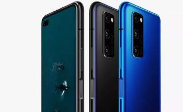 Honor annonce un V30 Pro doté du Kirin 990 5G
