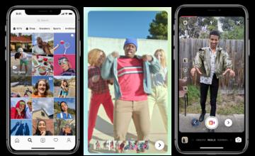 Instagram copie TikTok avec de nouvelles fonctionnalités d'édition de vidéo en live
