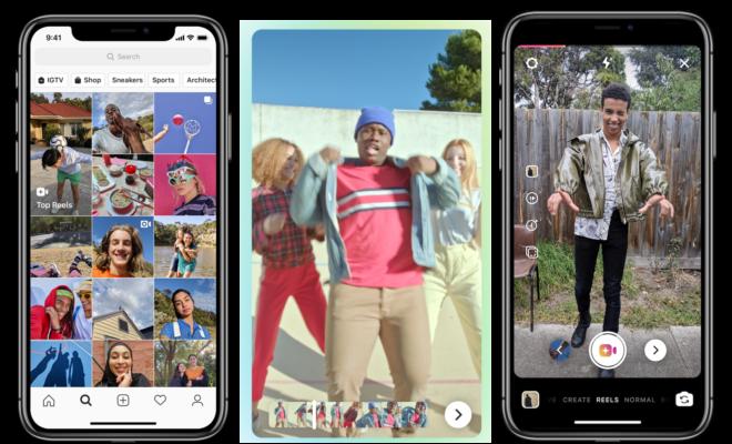 Instagram veut copier TikTok avec de nouvelles fonctions vidéo