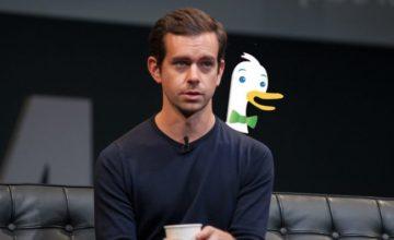 Le PDG de Twitter, Jack Dorsey, utilise DuckDuckGo au lieu de Google
