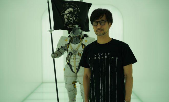Hideo Kojima veut se concentrer sur le cinéma