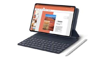Huawei lance son concurrent à l'iPad Pro, appelé MatePad Pro