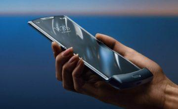Motorola dévoile le smartphone pliable Razr: caractéristiques, prix et disponibilité