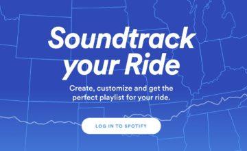Spotify va maintenant créer votre playlist Spotify dédiée pour un road trip