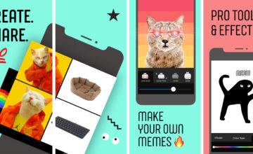 Facebook lance Whale, une application de création de mèmes