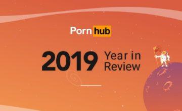 """Pornhub a publié son blog annuel """"Year in Review"""", et il contient des données intéressantes sur, entre autres, les statistiques d'utilisation d'Android OS."""