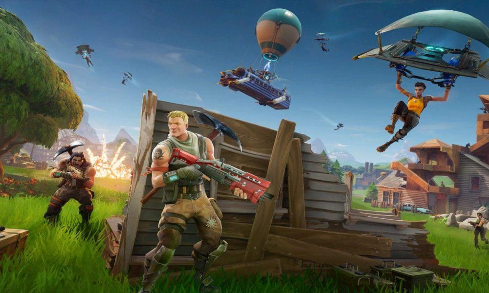 Fortnite ajoute un écran partagé en local sur Xbox One et PlayStation 4
