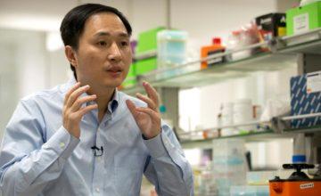 La Chine emprisonne les scientifiques derrière les premiers bébés génétiquement modifiés