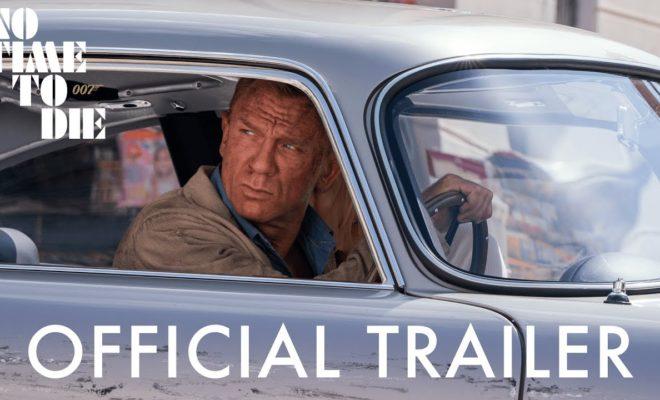 James Bond revient à l'action dans le premier trailer de No Time to Die