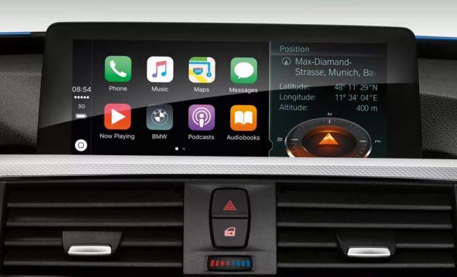BMW renonce à ajouter un abonnement annuel pour Apple CarPlay