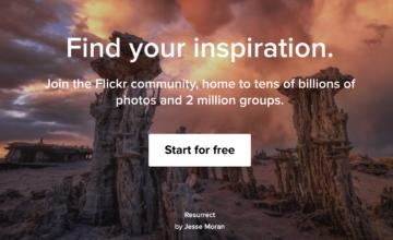 Flickr a besoin de plus d'argent pour garder son service en vie