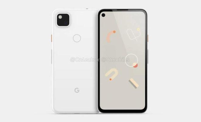 Le Pixel 4a de Google serait équipé d'un écran percé