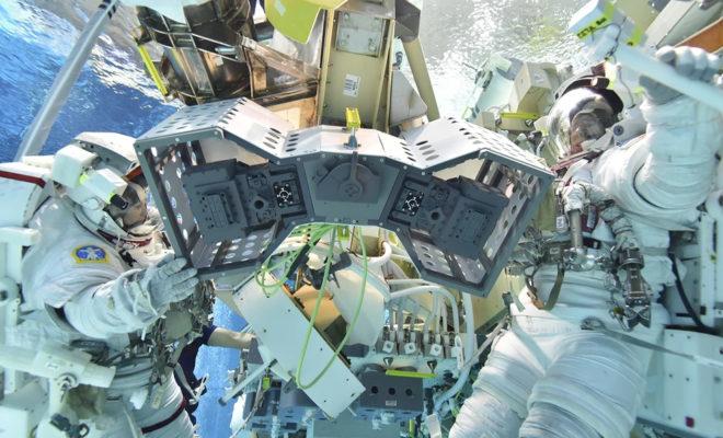 La Nasa va lancer un «hôtel robot» à bord de la Station spatiale internationale