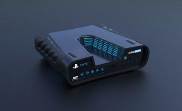 Première image du kit de développement de la PlayStation 5