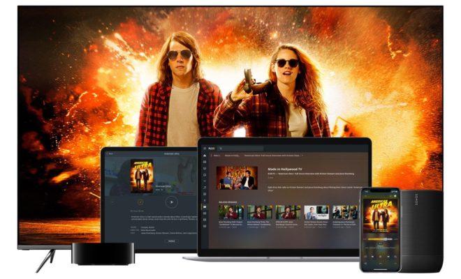Plex lance son propre service de streaming gratuit financé par la pub