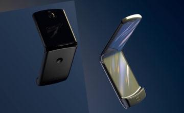 Le succès outre-Atlantique du Razr de Motorola fait que sa commercialisation est repoussée